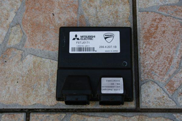 ducati 1199 motorsteuergerät