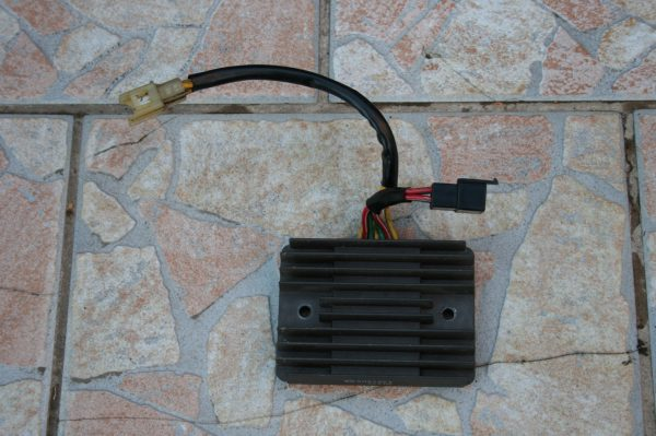 ducati 1098 lichtmaschinenregler